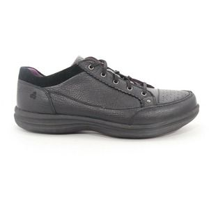 Abeo Cadis Casual Shoes Lace Up Black 8 ($)87